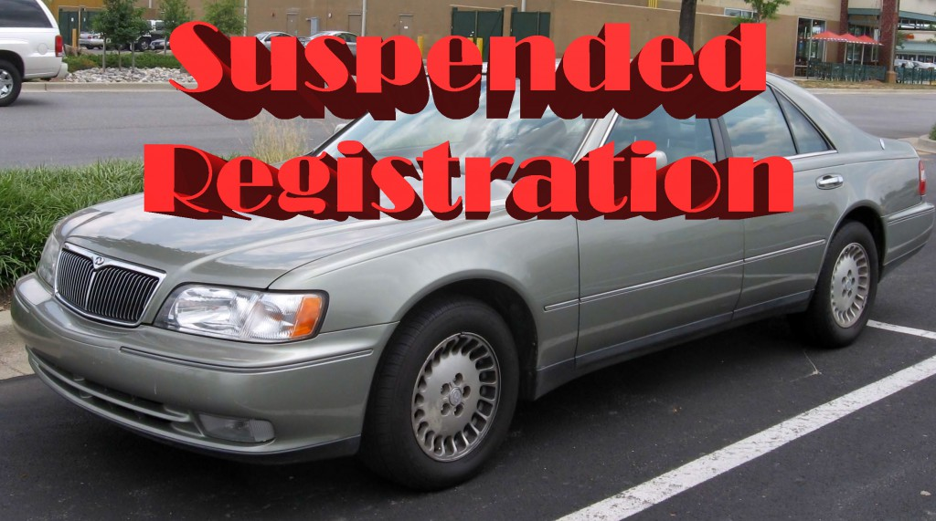 Suspended Registration